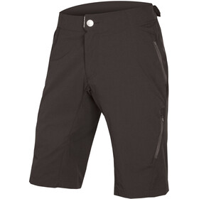 Endura SingleTrack Lite II Korte Broek Heren, black
